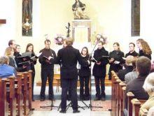 ENSEMBLE VERSUS, komorní sbor pro duchovní hudbu, Brno